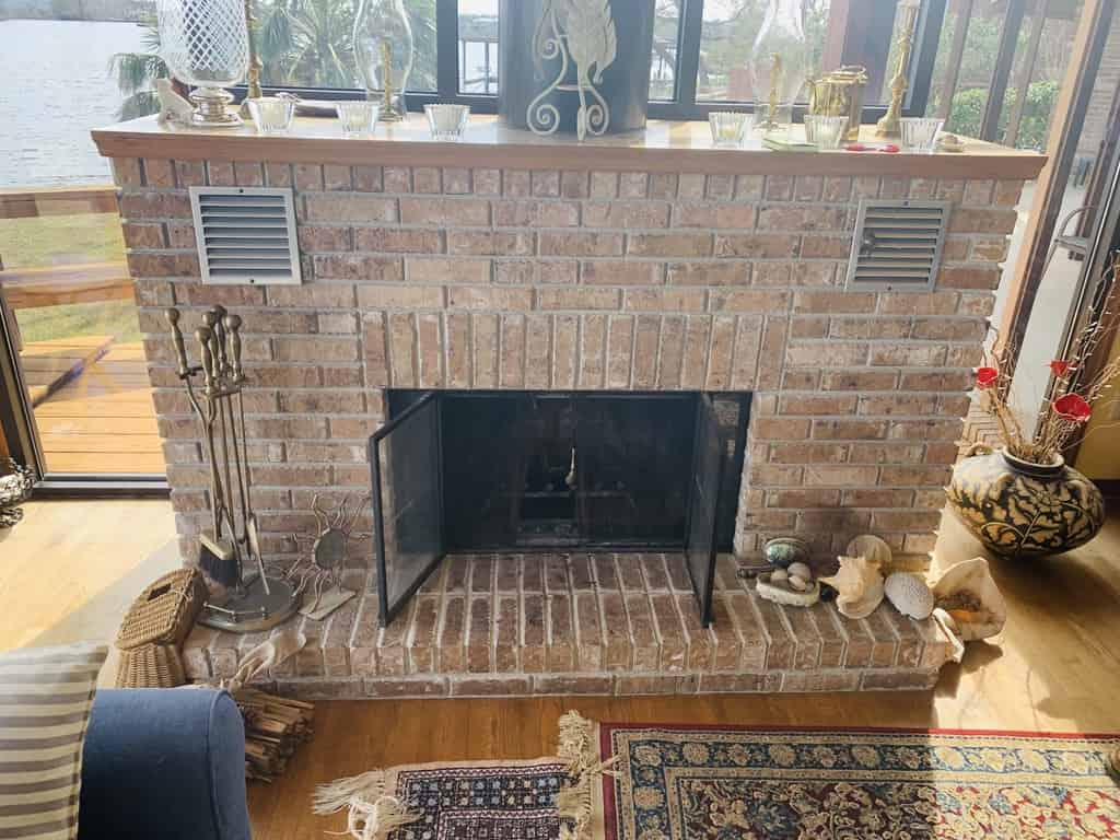 Chimney Fireplace replacement Macon, Georgia