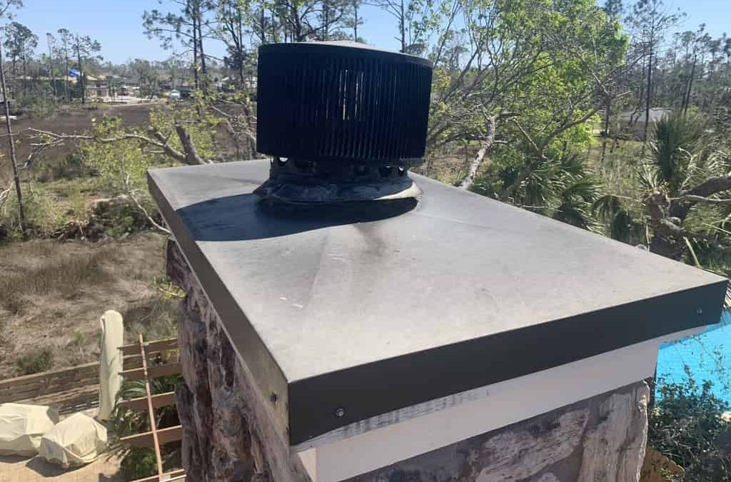 Fireplace Doctor Perdido Beach Chase Cover Install