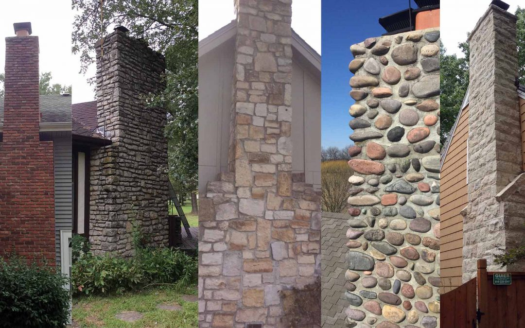 Five Different Types of Chimneys