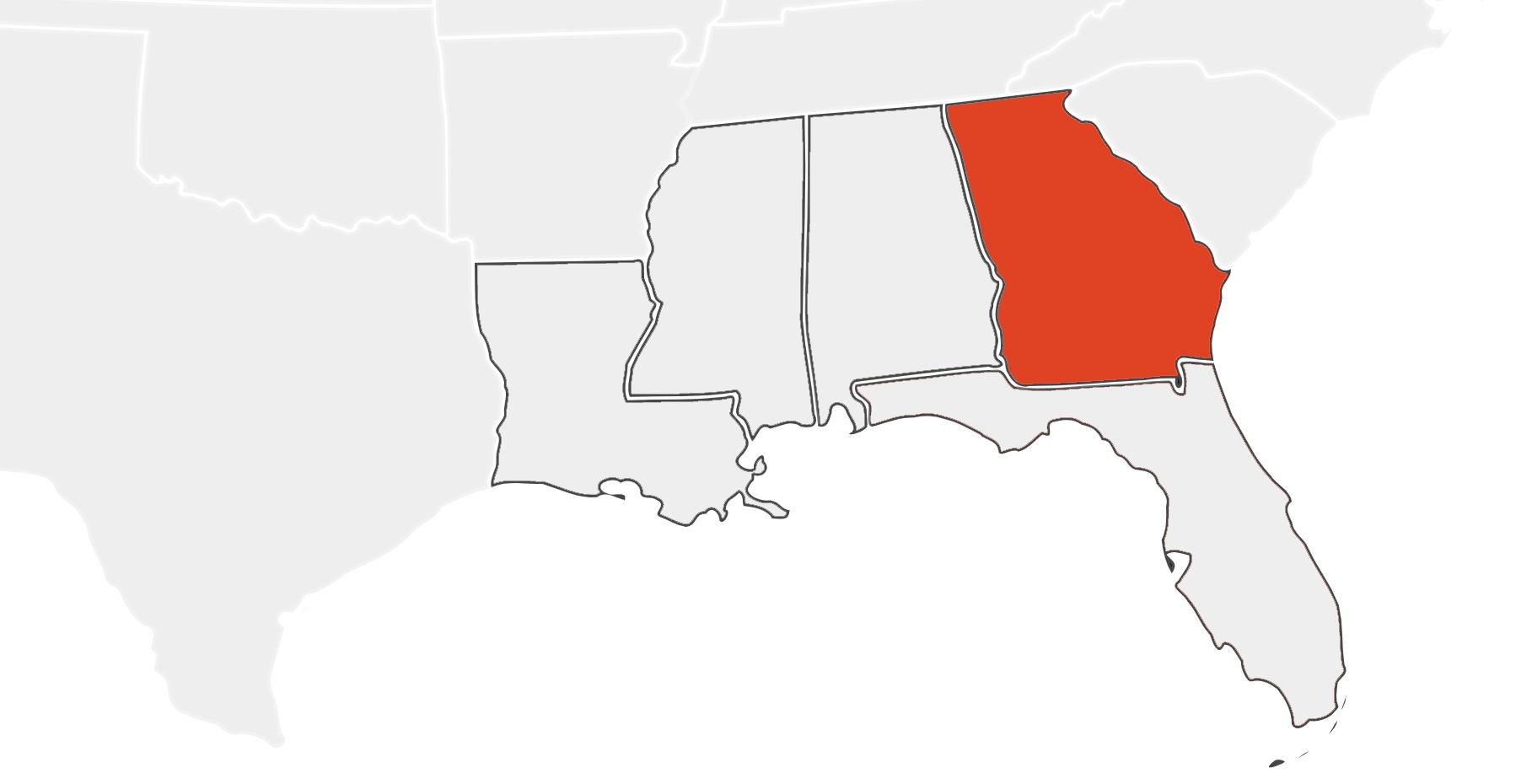 Georgia Location