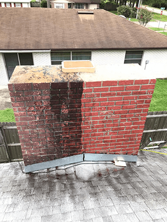 Fireplace Doctor Chimney Installation Pensacola, Florida